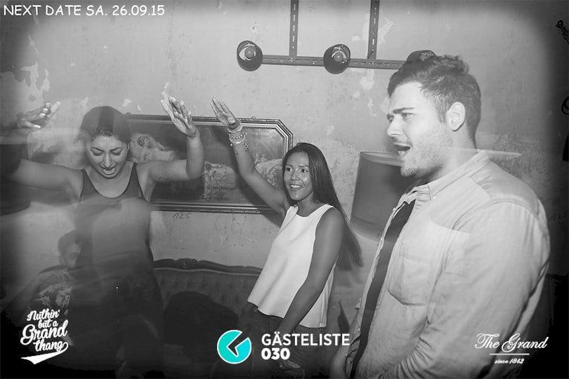 Beliebtes Partyfoto #7 aus dem The Grand Club Berlin