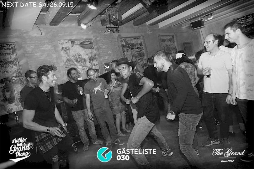 Beliebtes Partyfoto #6 aus dem The Grand Club Berlin