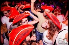 Partyfotos E4 Club 29.08.2015 One Night in Berlin - The Big Birthday Blowout