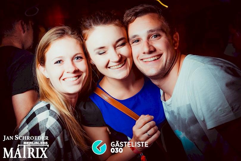 https://www.gaesteliste030.de/Partyfoto #38 Matrix Berlin vom 22.08.2015
