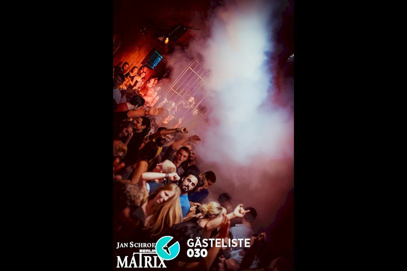 https://www.gaesteliste030.de/Partyfoto #11 Matrix Berlin vom 22.08.2015