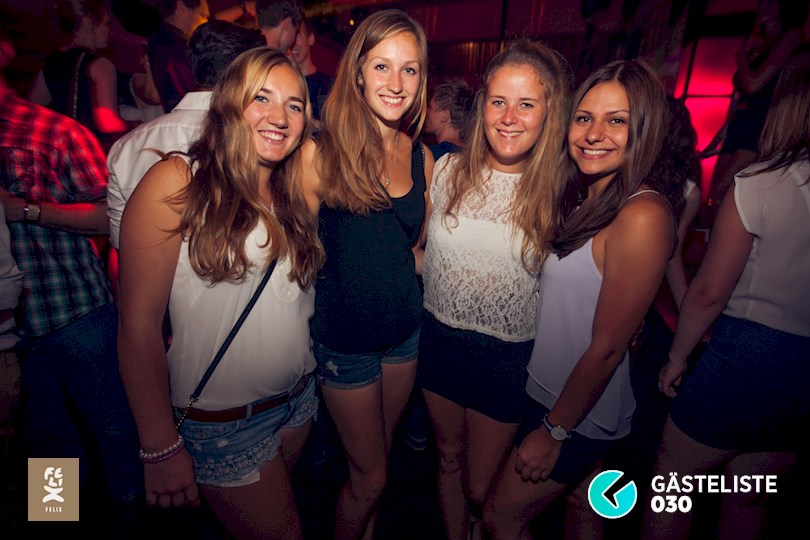 https://www.gaesteliste030.de/Partyfoto #3 Felix Club Berlin vom 14.08.2015