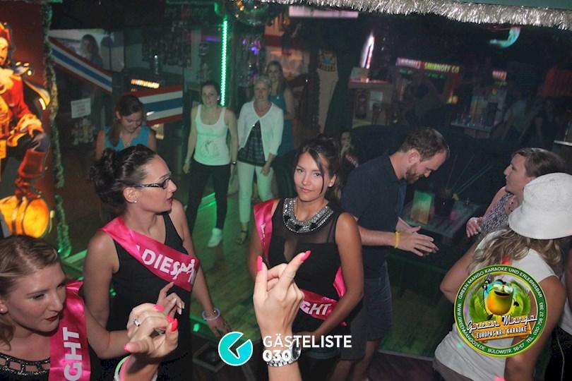 https://www.gaesteliste030.de/Partyfoto #30 Green Mango Berlin vom 22.08.2015