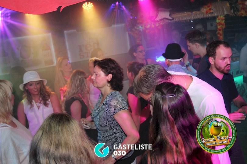 https://www.gaesteliste030.de/Partyfoto #52 Green Mango Berlin vom 22.08.2015