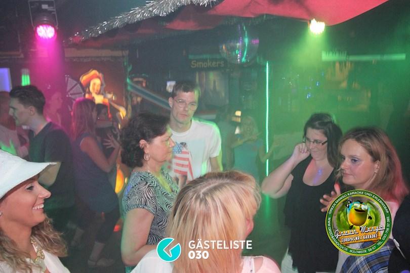 https://www.gaesteliste030.de/Partyfoto #54 Green Mango Berlin vom 22.08.2015