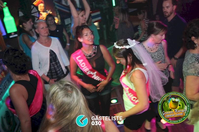 https://www.gaesteliste030.de/Partyfoto #33 Green Mango Berlin vom 22.08.2015