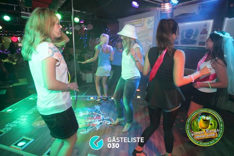 https://www.gaesteliste030.de/Partyfoto #19 Green Mango Berlin vom 22.08.2015