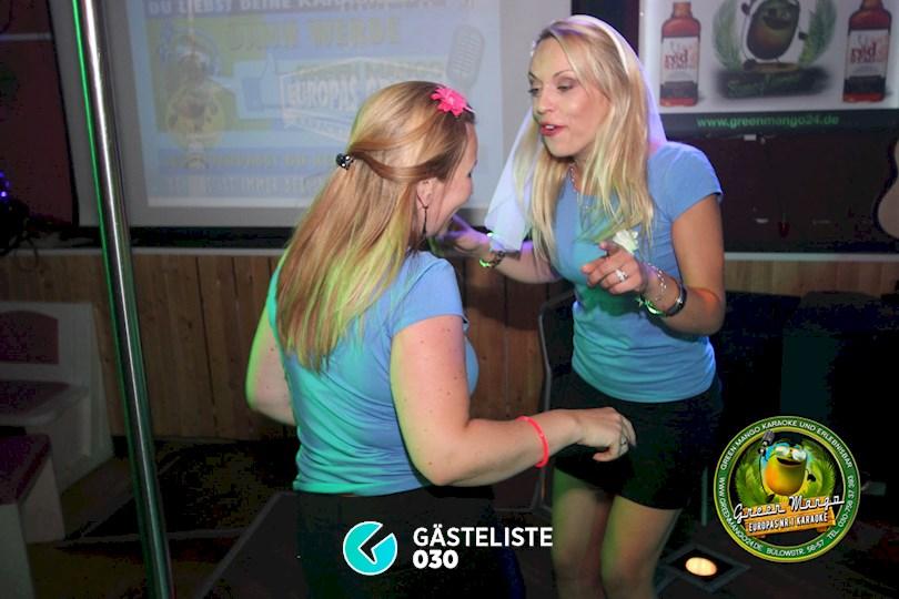 https://www.gaesteliste030.de/Partyfoto #25 Green Mango Berlin vom 22.08.2015