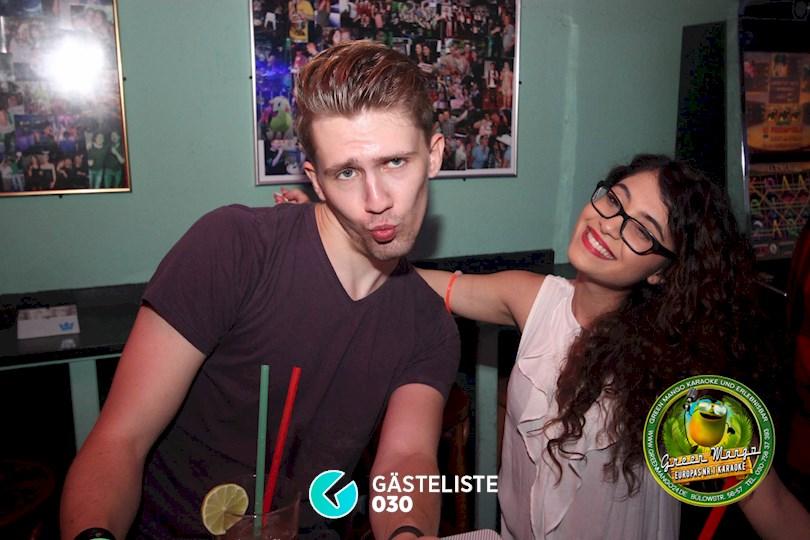 https://www.gaesteliste030.de/Partyfoto #12 Green Mango Berlin vom 22.08.2015