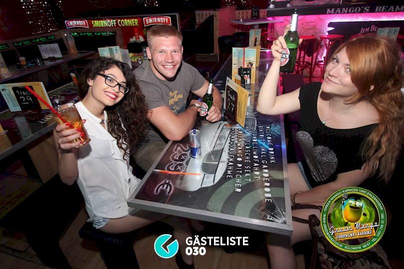https://www.gaesteliste030.de/Partyfoto #1 Green Mango Berlin vom 22.08.2015