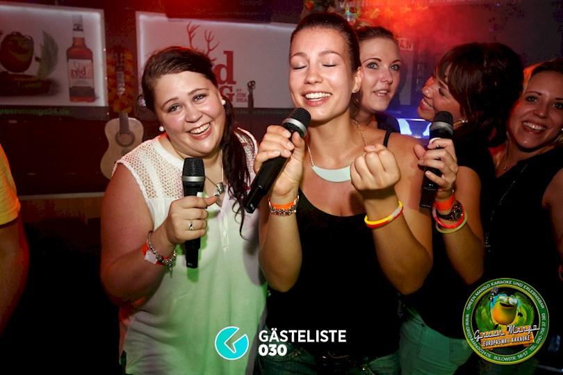 https://www.gaesteliste030.de/Partyfoto #93 Green Mango Berlin vom 31.07.2015