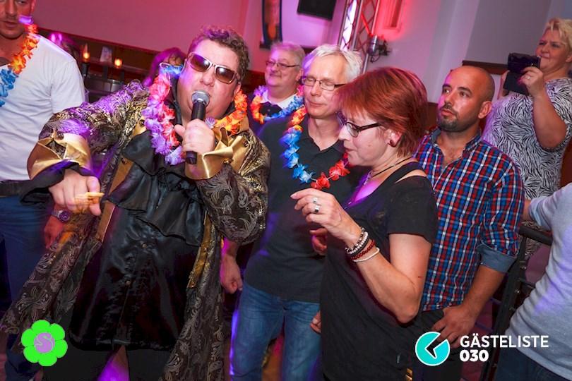 Partyfoto #98 Basement Rathaus Spandau Berlin vom 28.08.2015