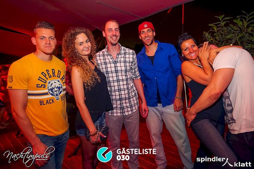https://www.gaesteliste030.de/Partyfoto #62 Spindler & Klatt Berlin vom 15.08.2015