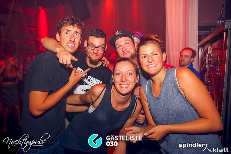 https://www.gaesteliste030.de/Partyfoto #46 Spindler & Klatt Berlin vom 15.08.2015