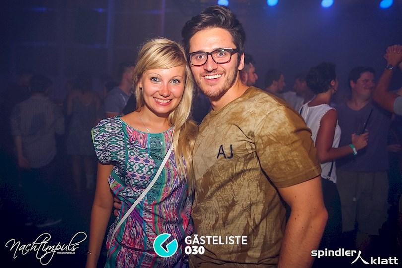https://www.gaesteliste030.de/Partyfoto #91 Spindler & Klatt Berlin vom 15.08.2015