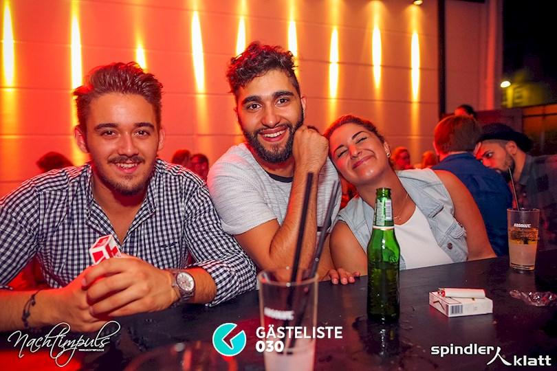 https://www.gaesteliste030.de/Partyfoto #67 Spindler & Klatt Berlin vom 15.08.2015