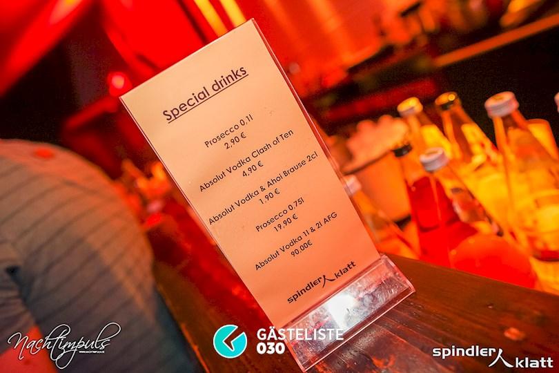 https://www.gaesteliste030.de/Partyfoto #73 Spindler & Klatt Berlin vom 15.08.2015