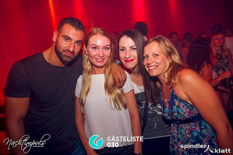https://www.gaesteliste030.de/Partyfoto #50 Spindler & Klatt Berlin vom 15.08.2015