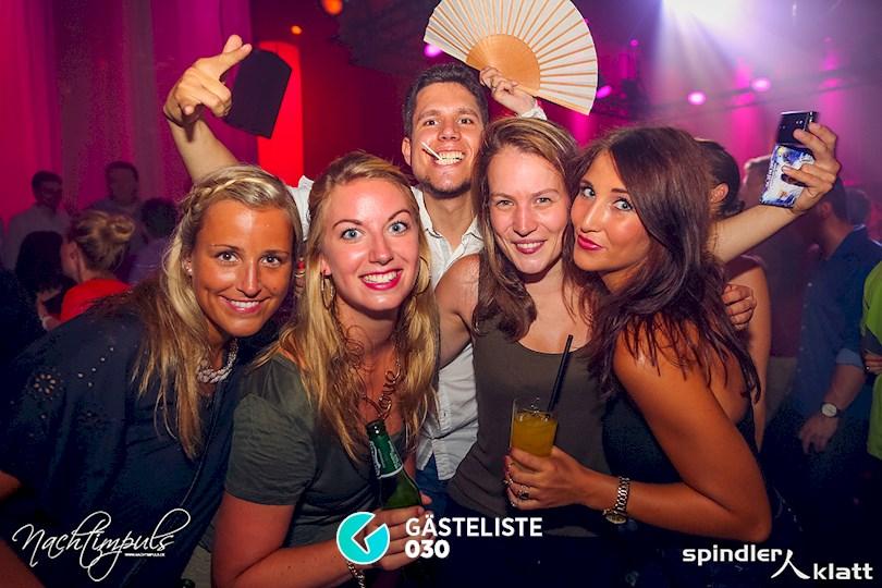 https://www.gaesteliste030.de/Partyfoto #75 Spindler & Klatt Berlin vom 15.08.2015