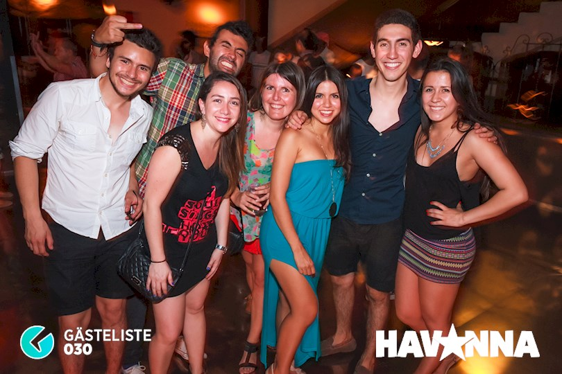 https://www.gaesteliste030.de/Partyfoto #14 Havanna Berlin vom 07.08.2015