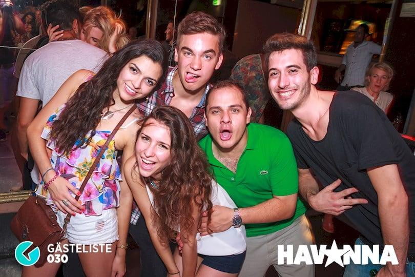 https://www.gaesteliste030.de/Partyfoto #9 Havanna Berlin vom 07.08.2015