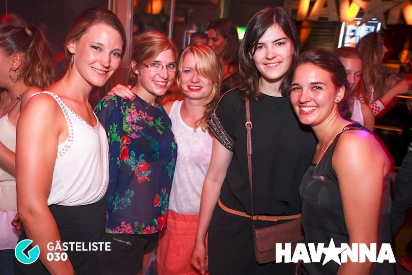 https://www.gaesteliste030.de/Partyfoto #39 Havanna Berlin vom 07.08.2015