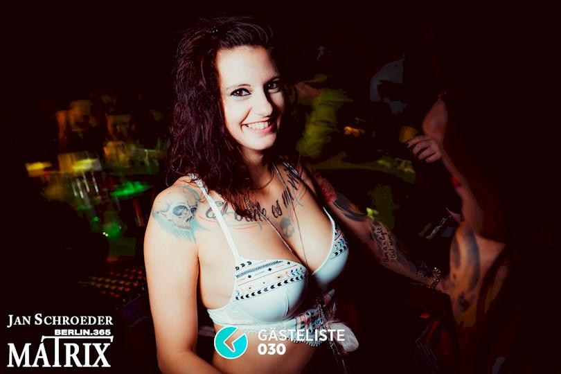 https://www.gaesteliste030.de/Partyfoto #117 Matrix Berlin vom 03.09.2015