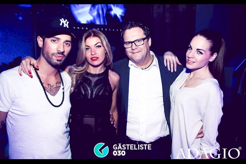 https://www.gaesteliste030.de/Partyfoto #40 Adagio Berlin vom 19.09.2015