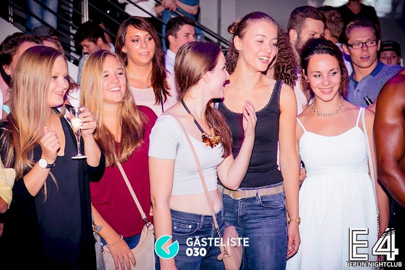 https://www.gaesteliste030.de/Partyfoto #3 E4 Club Berlin vom 11.09.2015