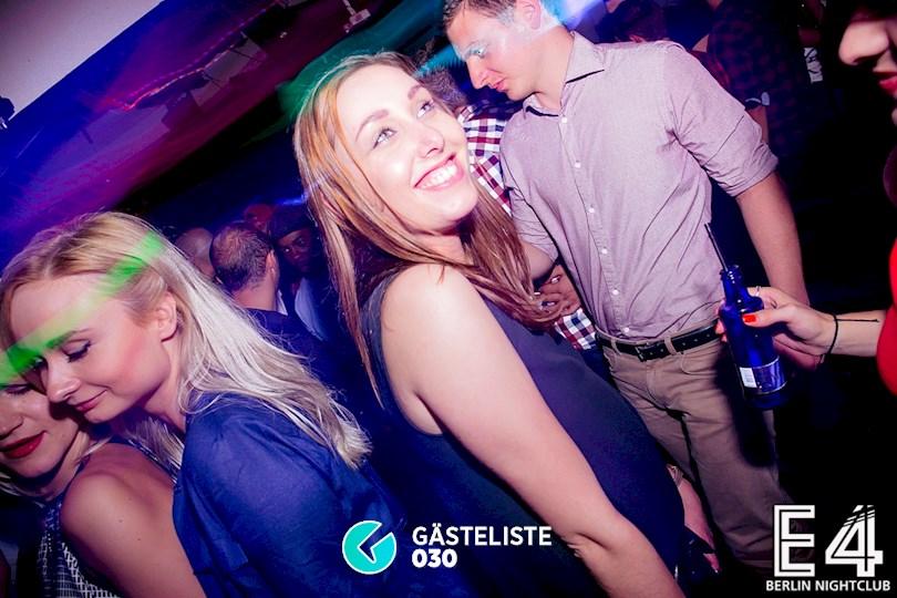 https://www.gaesteliste030.de/Partyfoto #62 E4 Club Berlin vom 05.09.2015