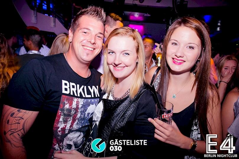 https://www.gaesteliste030.de/Partyfoto #10 E4 Club Berlin vom 05.09.2015