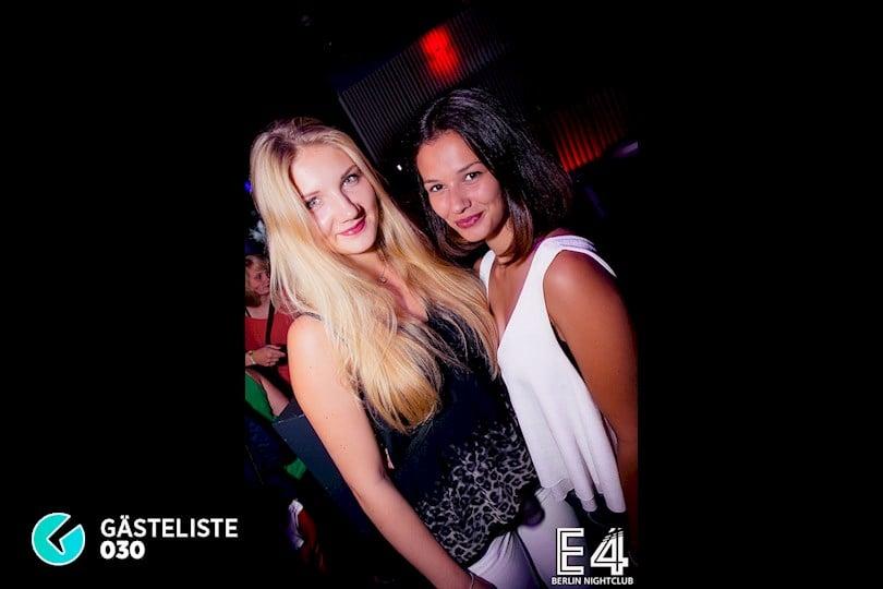 https://www.gaesteliste030.de/Partyfoto #85 E4 Club Berlin vom 18.09.2015