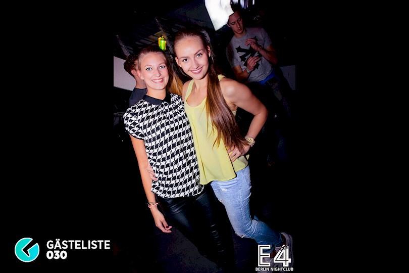 https://www.gaesteliste030.de/Partyfoto #30 E4 Club Berlin vom 18.09.2015