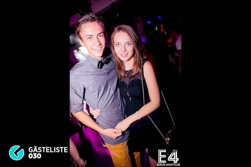 https://www.gaesteliste030.de/Partyfoto #24 E4 Club Berlin vom 18.09.2015