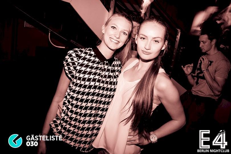 https://www.gaesteliste030.de/Partyfoto #66 E4 Club Berlin vom 18.09.2015