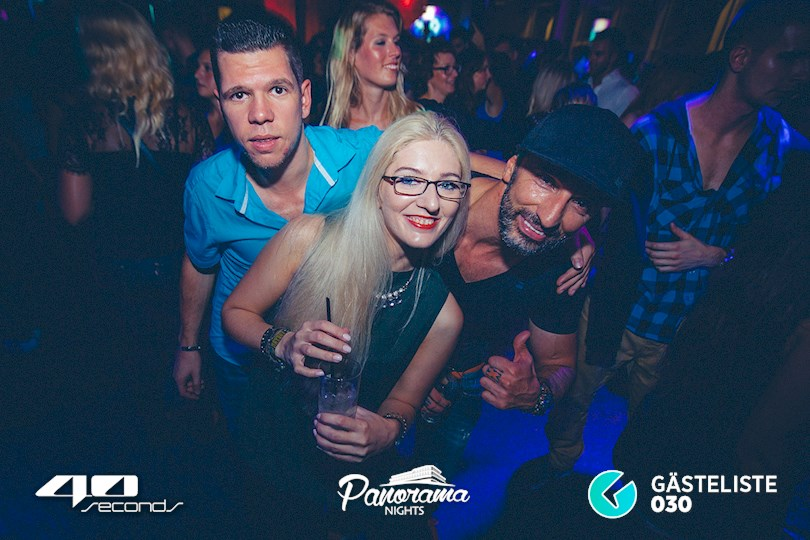 https://www.gaesteliste030.de/Partyfoto #81 40seconds Berlin vom 19.09.2015