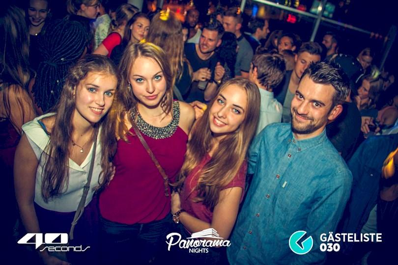 https://www.gaesteliste030.de/Partyfoto #79 40seconds Berlin vom 10.10.2015