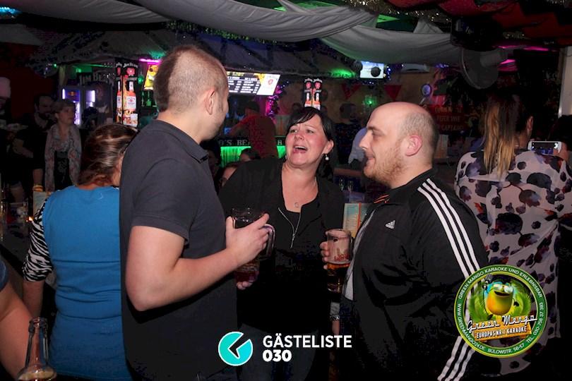 https://www.gaesteliste030.de/Partyfoto #27 Green Mango Berlin vom 16.10.2015