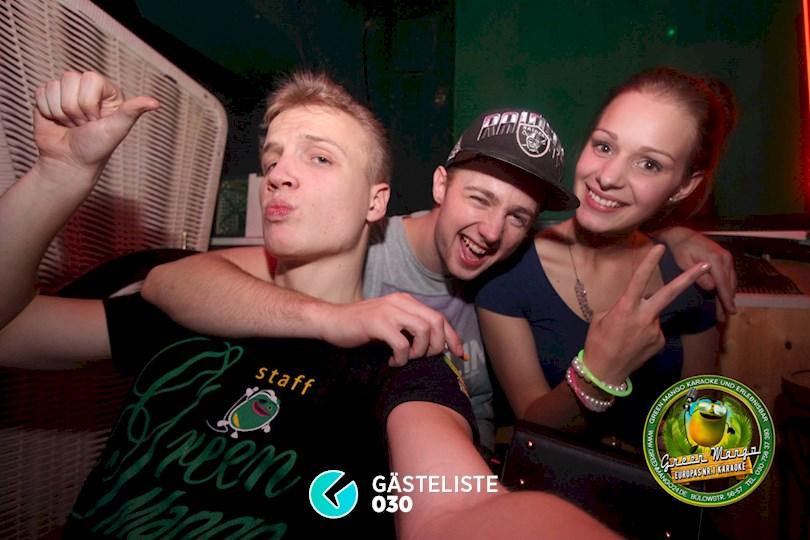 https://www.gaesteliste030.de/Partyfoto #84 Green Mango Berlin vom 16.10.2015