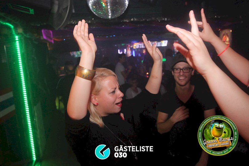 https://www.gaesteliste030.de/Partyfoto #40 Green Mango Berlin vom 16.10.2015