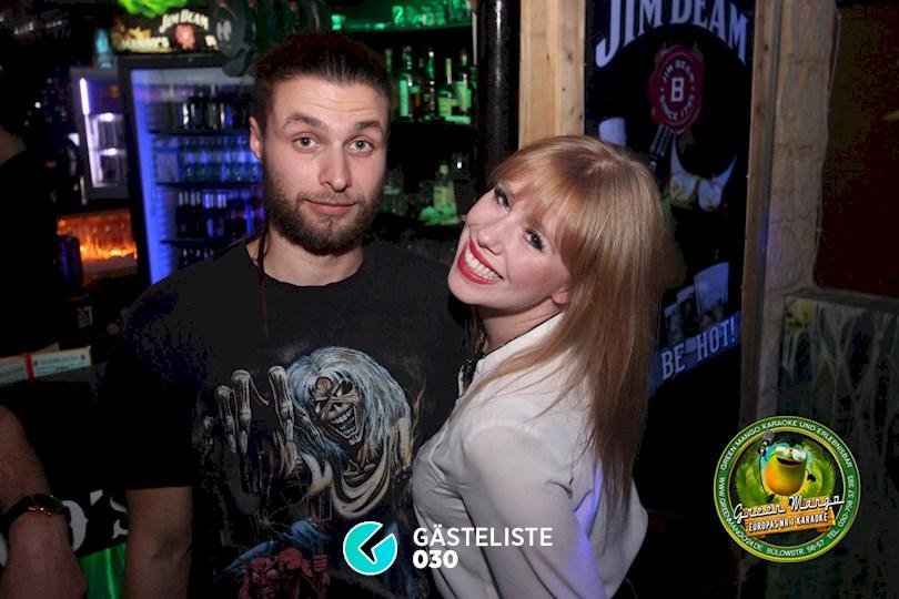 https://www.gaesteliste030.de/Partyfoto #64 Green Mango Berlin vom 16.10.2015