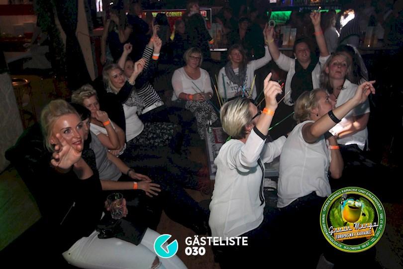 https://www.gaesteliste030.de/Partyfoto #11 Green Mango Berlin vom 16.10.2015