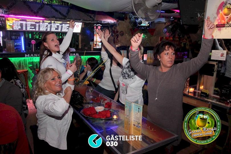 https://www.gaesteliste030.de/Partyfoto #13 Green Mango Berlin vom 16.10.2015