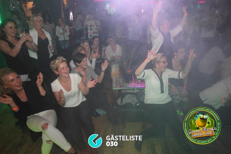 https://www.gaesteliste030.de/Partyfoto #48 Green Mango Berlin vom 16.10.2015