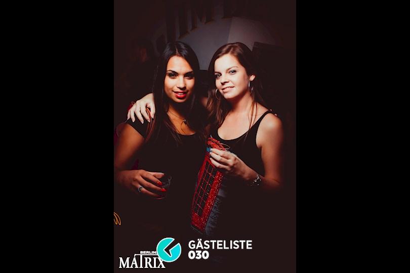 https://www.gaesteliste030.de/Partyfoto #64 Matrix Berlin vom 09.10.2015