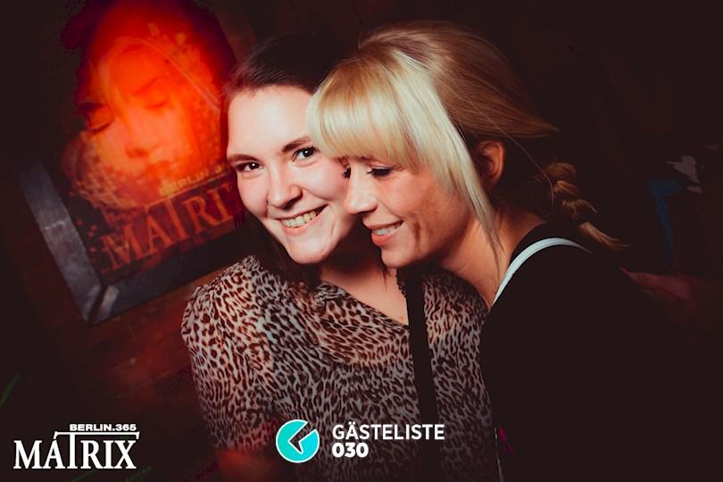https://www.gaesteliste030.de/Partyfoto #127 Matrix Berlin vom 09.10.2015