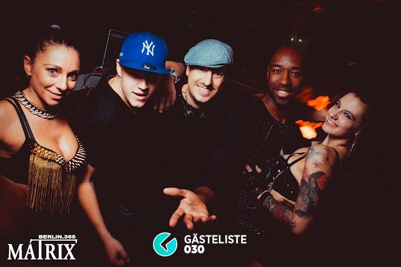 https://www.gaesteliste030.de/Partyfoto #48 Matrix Berlin vom 09.10.2015