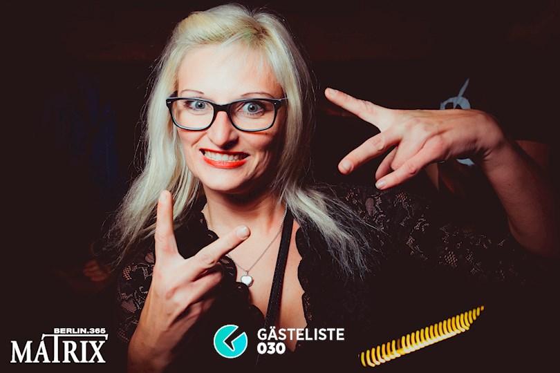https://www.gaesteliste030.de/Partyfoto #6 Matrix Berlin vom 09.10.2015