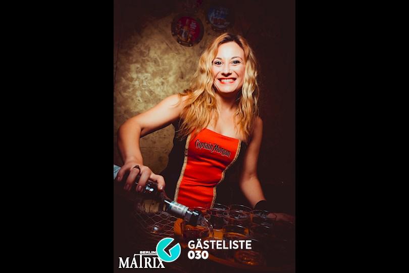 https://www.gaesteliste030.de/Partyfoto #47 Matrix Berlin vom 09.10.2015