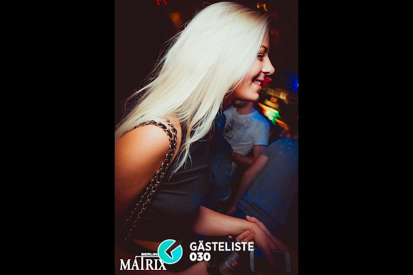 https://www.gaesteliste030.de/Partyfoto #61 Matrix Berlin vom 09.10.2015